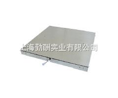 自带限位电子地上衡单层地磅/碳钢电子地磅秤厂家