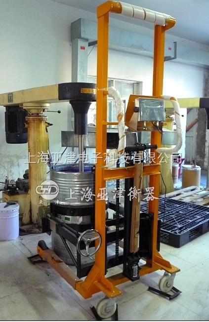 江西省上海防爆油桶秤价格,倒桶电子磅