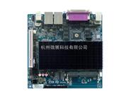 ITX-M52X82B-D525 8串工控主板