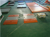SCS-D计量局检证监制→10吨便携式地磅(200吨便携式汽车磅)