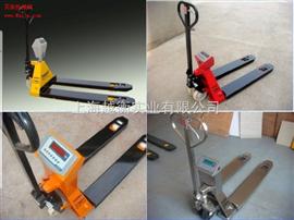 SCS1T2吨3吨1.5T2.5吨手动液压叉车,上海液压车厂家