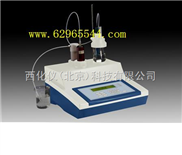 自动电位滴定仪 型号:SL1-ZDJ-4A