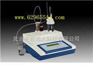 自动电位滴定仪 型号:SL1-ZDJ-4A库号:M245723
