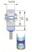 电感式接近开关(原E4-D5LK代替型号) 型号:SXX8IA6-M5-DL1库号:M252983