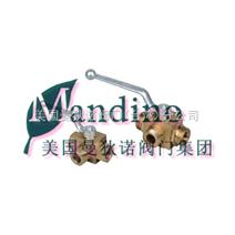 进口高压三通球阀-美国曼狄诺(Mandino)阀门集团
