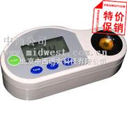 手持式数显糖度计/水果糖度计/数字折射仪/糖量计/便携式糖度计/便携式折光仪 型号:CN61M/HT