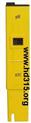 笔式酸度计/笔式PH计(温补,0.1 pH,现货) =型号:XB89/M113453(现货)