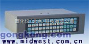 轻触式防水薄膜键盘/工业键盘 PS2圆形内插槽 型号:ACS3050MK56 现货