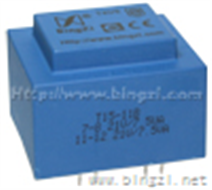 印刷线路板焊接式电源变压器