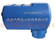 红外在线水分测定仪(8束光源) 型号:JS11/SH-8B