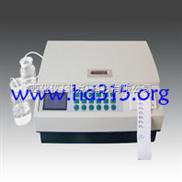 中西牌BOD速测仪/BOD快速分析仪/BOD测定仪/BOD快速测定仪(2~4000mg/L