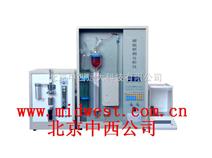 液晶碳硫联测分析仪