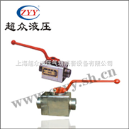CJZQ-H10L系列液压球阀