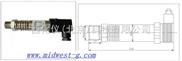 高温压力传感器/变送器   型号:ZX01-PY206H
