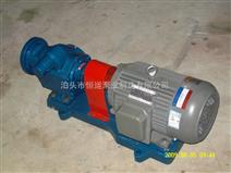 供应广东恒运牌GZB高真空齿轮泵型号
