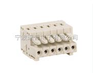 2-24通道孔型连接器(SP435白灰色